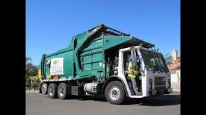 100 Waste Management Garbage Truck S Of San Diego YouTube