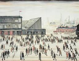 Lowry Prints Auction Value