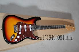 2059Free Shipping Custom Shop Artist Series John Mayer Stratocaster Guitar 3TS 11 In From Sports Entertainment On Aliexpress