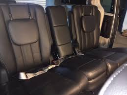 2015 Dodge Durango Captains Chairs by Chrysler Town U0026 Country Questions Is It Possible To Install A