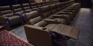 Movie Theatre With Reclining Chairs Nyc by Luxury Comes To West Mifflin Cinema Scene Upgruv
