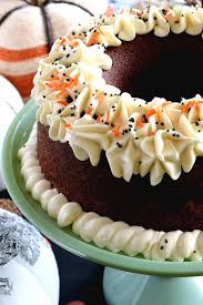 Frosted Pumpkin Puree Bundt Cake Lord Byron s Kitchen