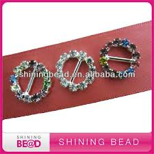 Diy Chair Sash Buckles by 100pcs Lot Colorful Small Jewelry Rhinestone Buckles For Chair