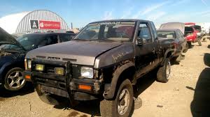 Old Nissan Hardbody Truck In The Junk Yard - YouTube Nissan Hardbody Truck Wikipedia 17x8 With 2254517 Minis Pinterest Mini Trucks Trucks And 2005 Junk Mail 1995 Xe Extended Cab In Vivid Teal Pearl Tractor Cstruction Plant Wiki Fandom Nismo D21 Scca Autocross Event 2 At Delphi May 17 Used Car Honduras Nga Nissan Pickup Datsun Np300 Hardbody Double Cab Tow Truck Nuco Auctioneers Hands On Our Drama Learning Center Cloud White Regular 21385379