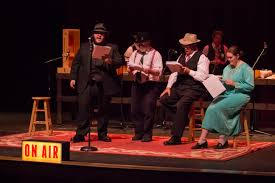 Spirit Halloween Bangor Maine by Live Halloween Radio Drama At Husson University The Murders In