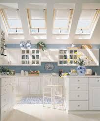 Attic Kitchen Ideas Content In A Cottage Attic Kitchen