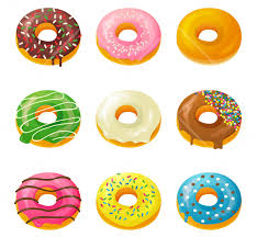 Box Of Donuts Clipart Cakes