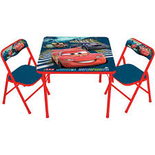 Cars Potty Chair Walmart by Disney Cars 2 Activity Table And 2 Chairs Set Walmart Com