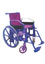 Handicap Toilet Chair With Wheels by Plastic Wheelchair Rs 42000 Pvc Wheelchair Handicap Shower