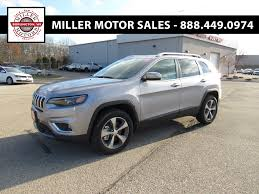 Featured New Vehicles | Miller Motor Sales