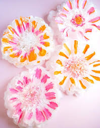 Wall Decoration Ideas With Papers Seashell Inspired Paper Craft