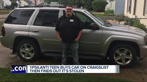 Teenager Is Out Thousands After Unknowingly Buying Stolen Craigslist Car Car Craigslist Cars And Trucks Detroit Pickup Truck Buyers Guide Kelley Blue Book 10 Trucks You Can Buy For Summerjob Cash Roadkill Detroit Metro By Owner Van Mini 23 Inspirational Used Cars Ingridblogmode Craigslist And Best Image Of Vrimageco The Coolest Most Expensive Or Rare Photos Abc News Metro Awesome Oregon By Owner User Manual Great 2006 Jeep
