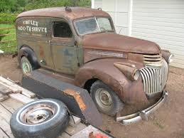 100 1946 Chevy Panel Truck Nostalgia On Wheels Chevrolet 12 Ton