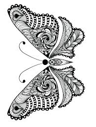 Free Printable Coloring Pages Adults Geometric For Pdf Insect Animal Adult Full Size