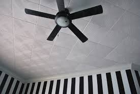Black Drop Ceiling Tiles 2x2 by Fabulous Painting Ceiling Tiles Painted In Black And Also