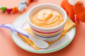 recette de cuisine pour bébé onctueuse purée de légumes d hiver pour bébé cuisine de bébé