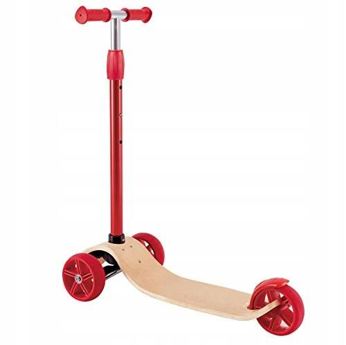 Hape Street Surfer Kick Scooter - Red