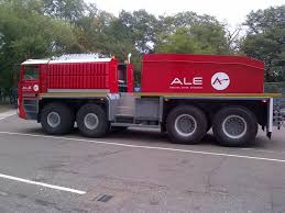 ALE Unveil Its First Trojan Truck - ALE
