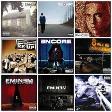 Eminem Curtains Up Encore Version by Design An Album Cover For Eminem Creative Allies