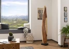 dekofiguren skulpturen für s wohnzimmer i massivmoebel24
