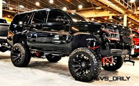 Houston Auto Show Customs - Top 10 LIFTED TRUCKS!