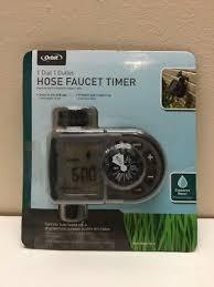 Orbit Hose Faucet Timer Manual by 100 Orbit Hose Faucet Timer Orbit Irrigation 1 Dial 1