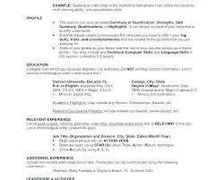 How To List Education On Resume Example India