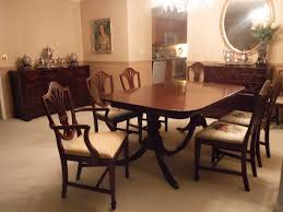 Georgetown Galleries By Ritter Dining Room, All 1940's Solid ... Art Deco Ding Room Set Walnut French 1940s Renaissance Style Ding Room Ding Room Image Result For Table The Birthday Party Inlaid Mahogany Table With Four Chairs Italy Adams Northwest Estate Sales Auctions Lot 36 I Have A Vintage Solid Mahogany Set That F 298 As Italian Sideboard Vintage Kitchen And Chair In 2019 Retro Kitchen 25 Modern Decorating Ideas Contemporary Heywood Wakefield Fniture Mediguesthouseorg