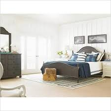 Get Quotations Stanley Furniture Coastal Living Retreat 5 Piece Bedroom Set In Gloucester Grey And Saltbox White