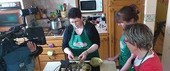 recette de cuisine tf1 l artichaut prince de bretagne sur tf1 cuisinons les legumes