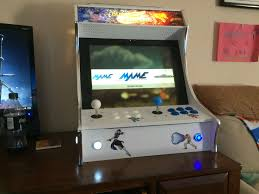 Bartop Arcade Cabinet Kit by Gaf Arcade Mame Home Owners Let U0027s See Your Setup Neogaf