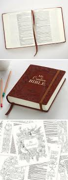 Coloring Bible For Faith Journaling