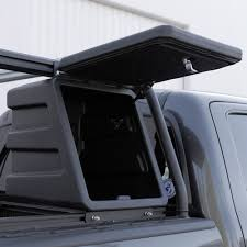 100 Truck Bed Gun Storage Rack Active Cargo System Integrated Gear Box