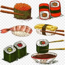 Sushi California Roll Japanese Cuisine Sashimi