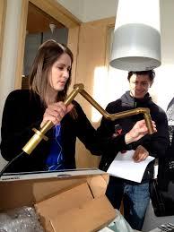Kohler Karbon Faucet Gold by Bling Rectangle Blog