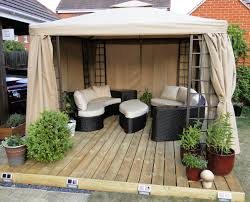 Patio And Deck Ideas For Small Backyards by Backyard Deck Kits Home Outdoor Decoration