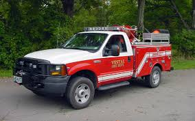 100 Pickup Truck Water Tank Our Apparatus Vestal Fire