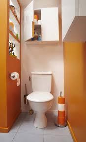 separation salle de bain cacher les toilettes derrière une cloison styles de bain