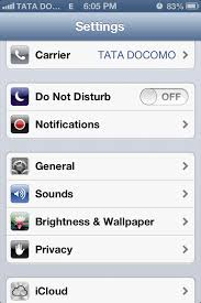 Connect your iPhone to your PC using Personal Hotspot