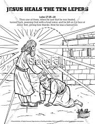 Luke 17 Ten Lepers Bible Video For Kids Videos Pertaining To The Elegant