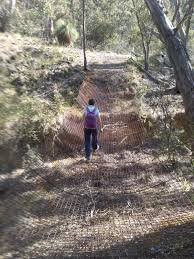 100 Lerderderg State Park Wikiloc Photo Of Pyrete Range Pyrites Creek
