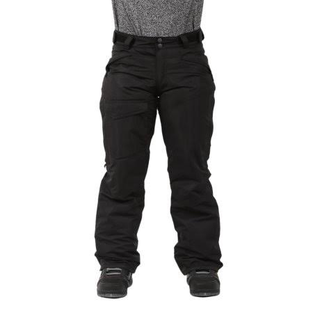 Pulse Ladies' Rider Board Pants - Black Large