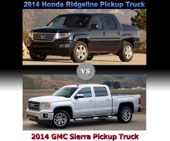 Truck Comparison: 2014 Honda Ridgeline Vs 2014 GMC Sierra - Full ... 2014 Honda Ridgeline Price Trims Options Specs Photos Reviews Features 2017 First Drive Review Car And Driver Special Edition On Sale Today Truck Trend Crv Ex Eminence Auto Works Honda Specs 2009 2010 2011 2012 2013 2006 2007 2008 Used Rtl 4x4 For 42937 Sport A Strong Pickup Truck Pickup Trucks Prime Gallery