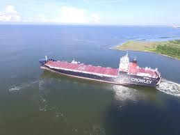 100 Crowley Trucking S New ConRo Ships First Cargo To San Juan World Maritime News
