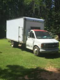 100 Chevy Box Truck Best Van For Sale In McDonough Georgia For 2019