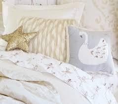 Pottery Barn Decorative Pillow Inserts by Shimmer Velvet Duvet Cover Pottery Barn Kids