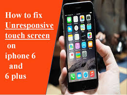 How to Quick Fix Iphone Touch Screen Unresponsive Problem for 6