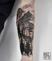 Half Sleeve Tattoo Idea