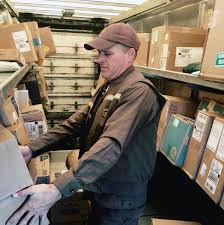 100 Who Makes Ups Trucks A Day In The Life Of A UPS Delivery Driver During Busiest Time Of
