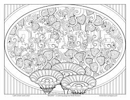Coloring Page Breathe Japanese Background